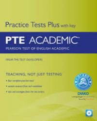 دانلود کتاب PTE Academic Practice Tests Plus