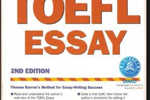 کتاب How to Prepare for the TOEFL Essay