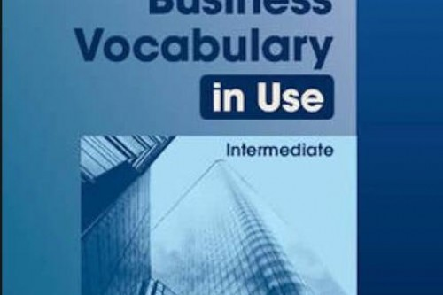 کتاب Business Vocabulary in Use