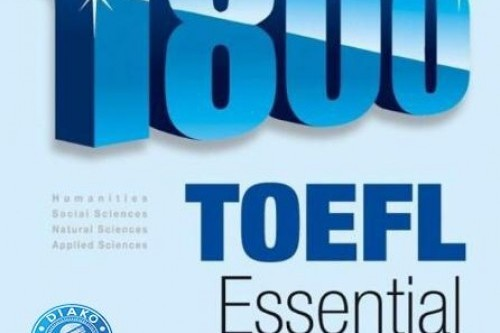 ۱۸۰۰  toefl essential vocabulary