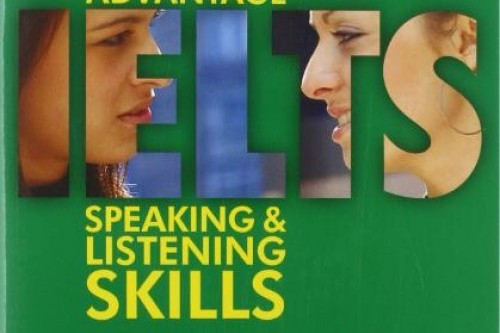کتاب IELTS Advantage Speaking and Listening