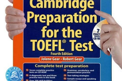 کتاب Cambridge Preparation for TOEFL