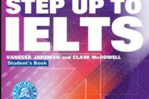 کتاب Step Up to IELTS