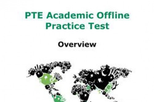 دانلود رایگان کتاب PTE Academic Offline Practice Tests