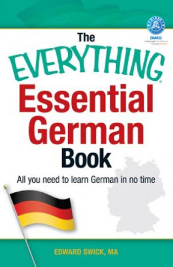 دانلود رایگان کتاب The Everything Essential German Book