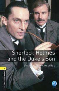 دانلود کتاب داستان Sherlock Holmes and The Duke's Son