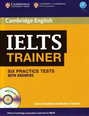 دانلود کتاب Cambridge English IELTS Trainer