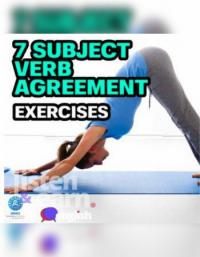 دانلود پادکستSUBJECT VERB AGREEMENT EXERCISES  ۷