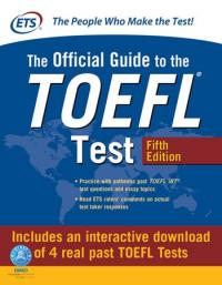 دانلود کتاب The Official Guide to the TOEFL Test