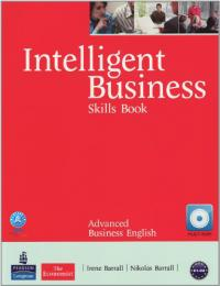 دانلود کتاب Intelligent Business / سطح Advanced
