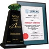 'Customer delight' Award, International Marketing & Management Organization, Dubai, 2014